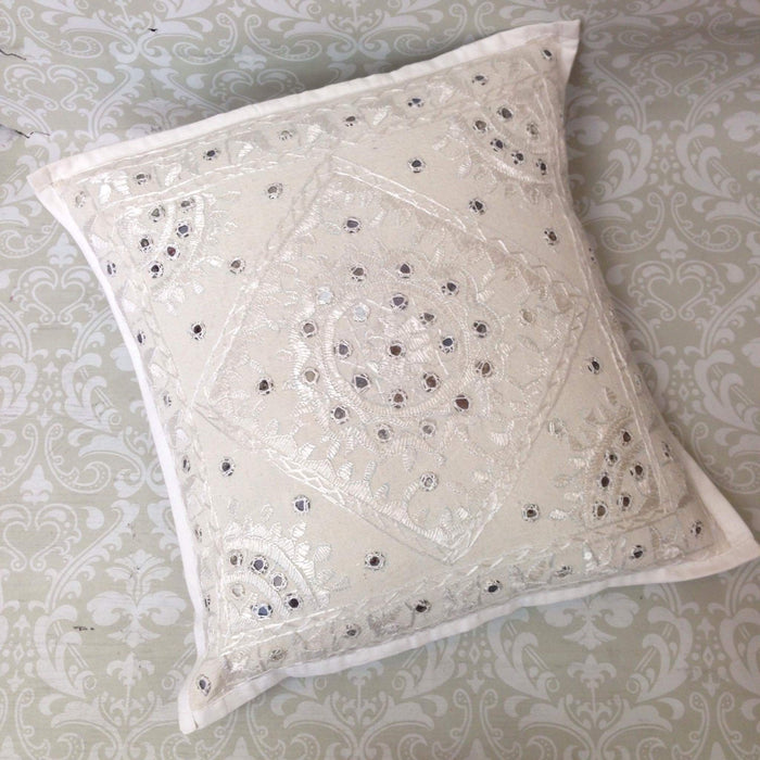 Kutchi Hand Embroidered Cushion Covers