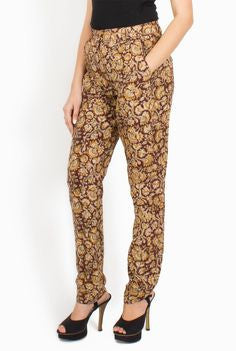 Kalamkari Cotton Pants