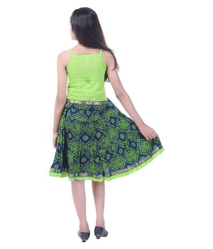 SKIRT TOP SET - Sarang