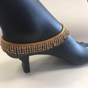 Bollywood Style Anklets