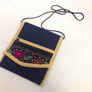 Denim Crossbody bag - 2