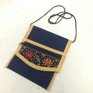 Denim Crossbody bag - 4