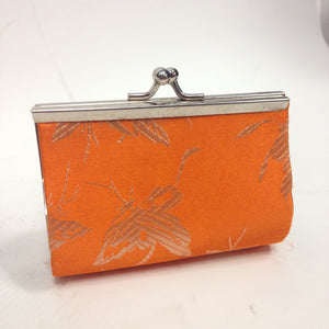 Small Handy Brocade Clutch - 3