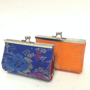 Small Handy Brocade Clutch - 1