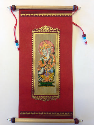 Pattachitra Envelope/Frameable Wall Hanging - 2