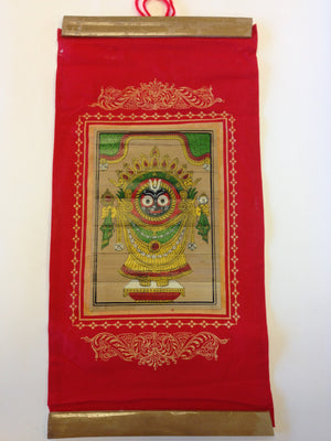 Pattachitra/ Palm leaf Painting/Wall Hanging - 2