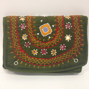 Embroidered batwa - 7