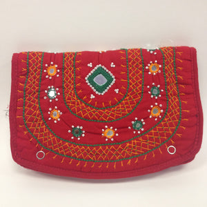 Embroidered batwa - 5