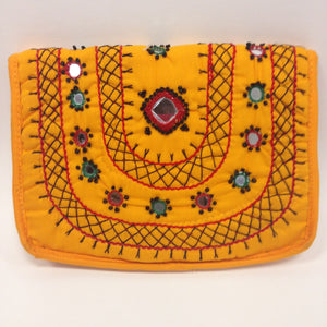 Embroidered batwa - 3