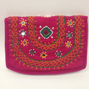 Embroidered batwa - 4