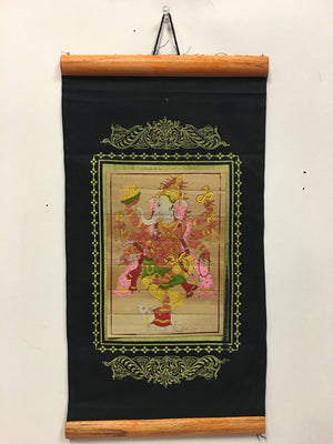 Pattachitra/Palm Leaf Painting/Wall Hanging - 2