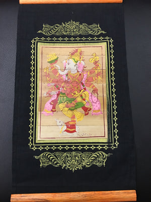 Pattachitra/Palm Leaf Painting/Wall Hanging - 1