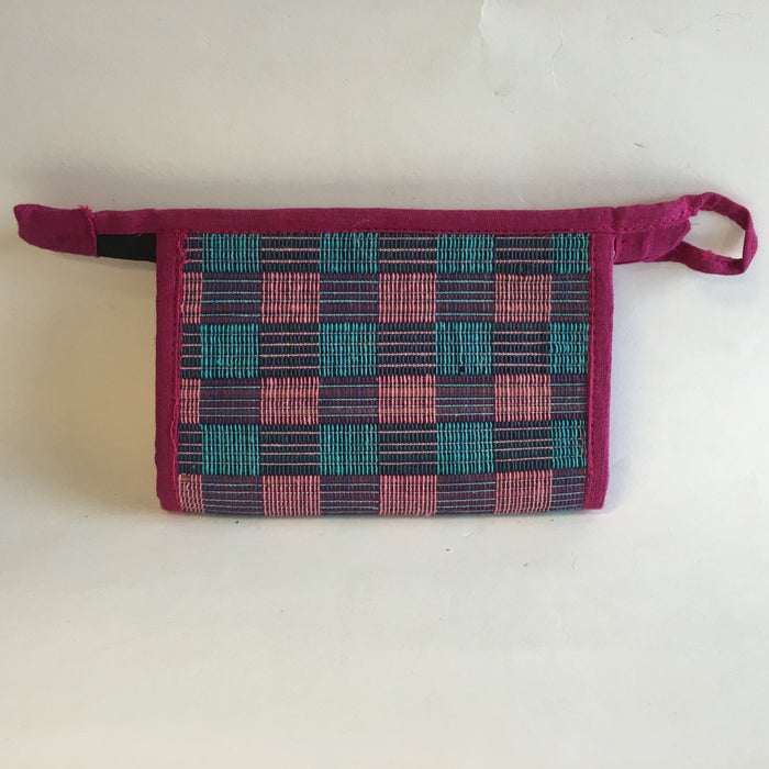 BD-Multicolor mini mat clutch