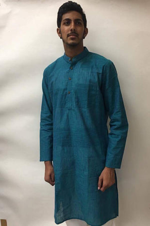 Men's Cotton Kurta - Sarang
