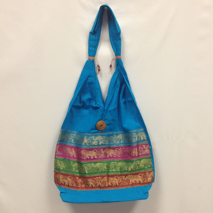 BD- Cotton Hobo Handbag