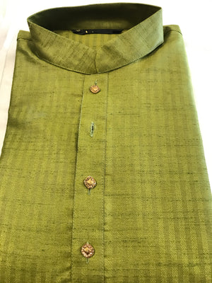 Men's Silk Kurta Pajama