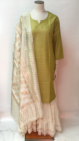 Ethnic Sharara Set