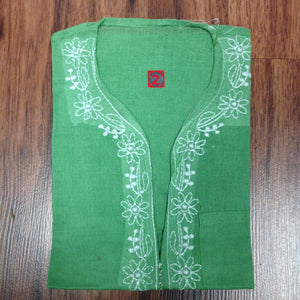 Unisex Cotton Embroidered Kurta - 11