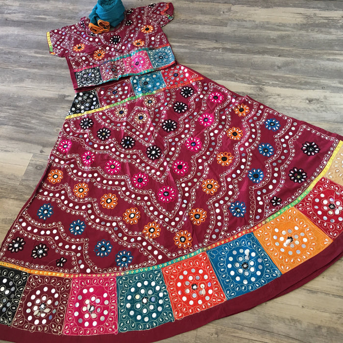 Traditional Ghaghra Choli