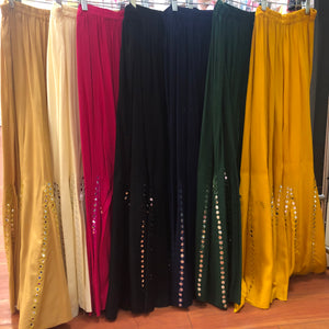 Trendy and stylish Sharara Pants