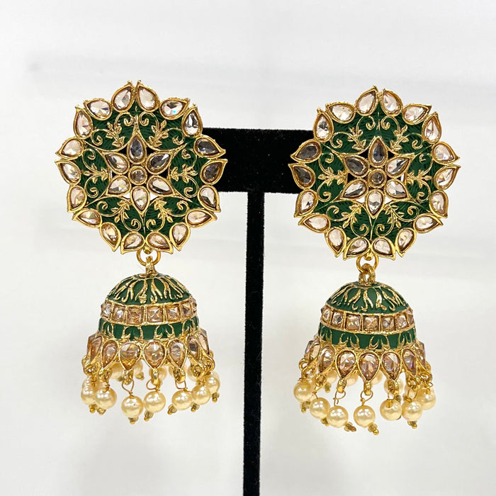 Royal Style Earrings