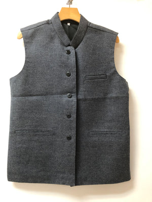 PURE WOOL MEN'S VEST