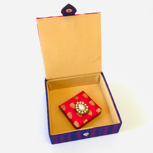 Gift box & coin cover