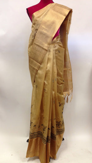 Party Wear Silk Saree - Sarang