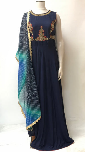 Copy of Rayon Maxi Dress