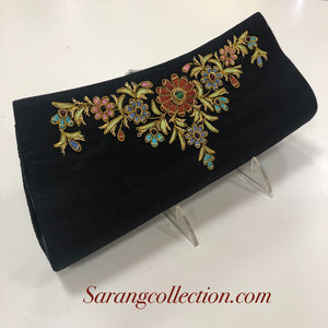 ZARDOZI Embroidery Clutch