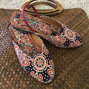 HANDCRAFTED COTTON JUTTI