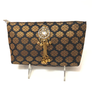 Brocade Silk Clutches/Pouches