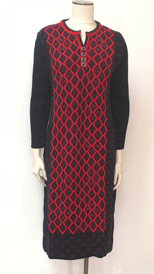 Warm Wool Kurta/ Tunic