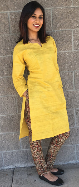 Raw Silk kurta Collection