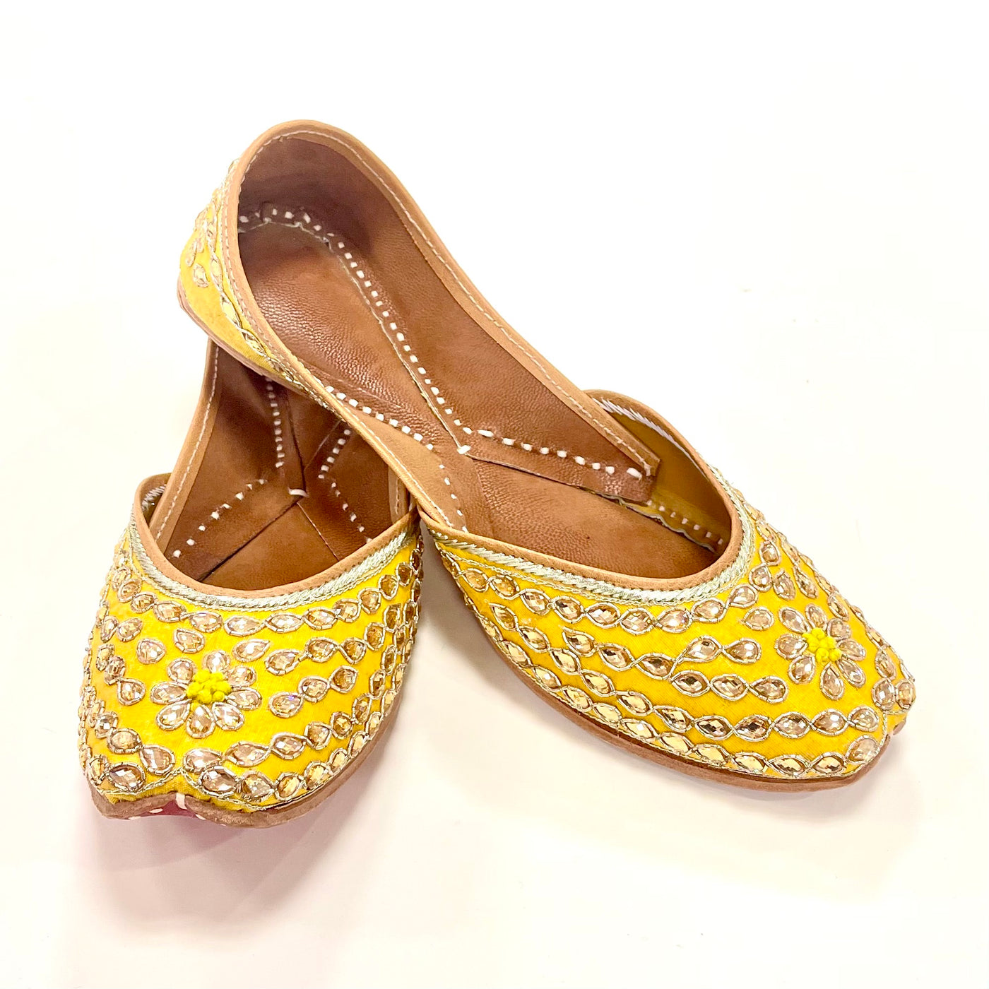 Fancy Mirror Shoes  Khussas  Punjabi Jutti for any Occasion