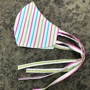 Reusable Reversible Fabric Mask