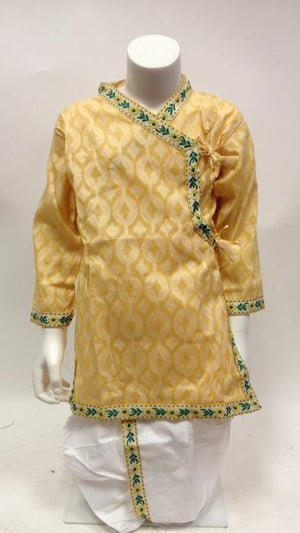 Boys Dhoti Kurta Set - 2