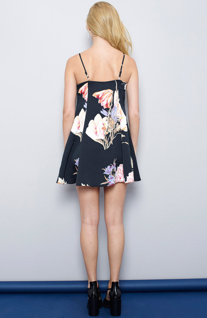 Mink Pink Coastal Bloom Dress