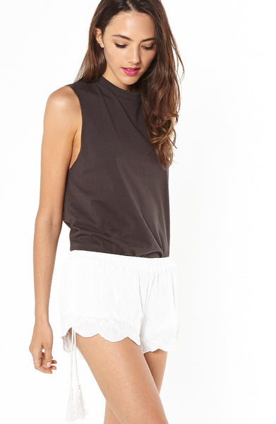 Mink Pink Cast Away Shorts