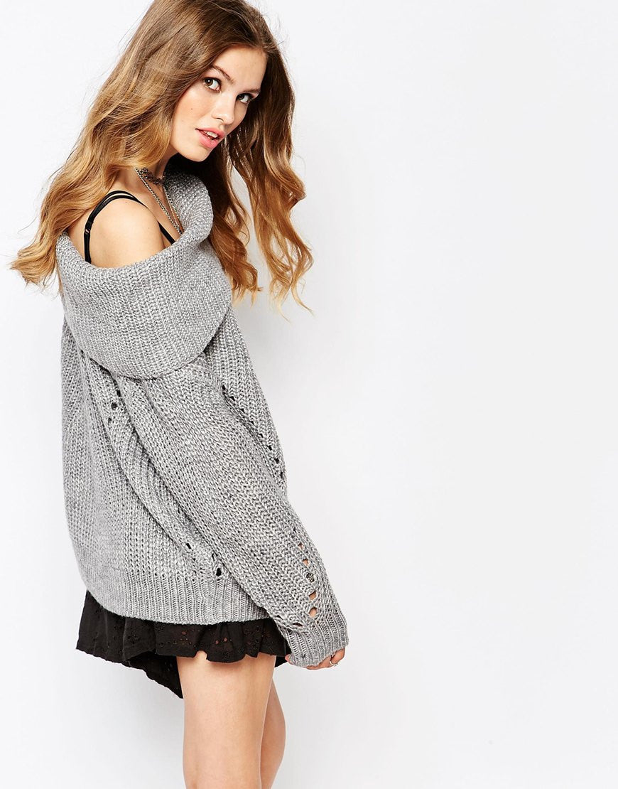 Somedays Lovin Comfort Inn Knit Jumper