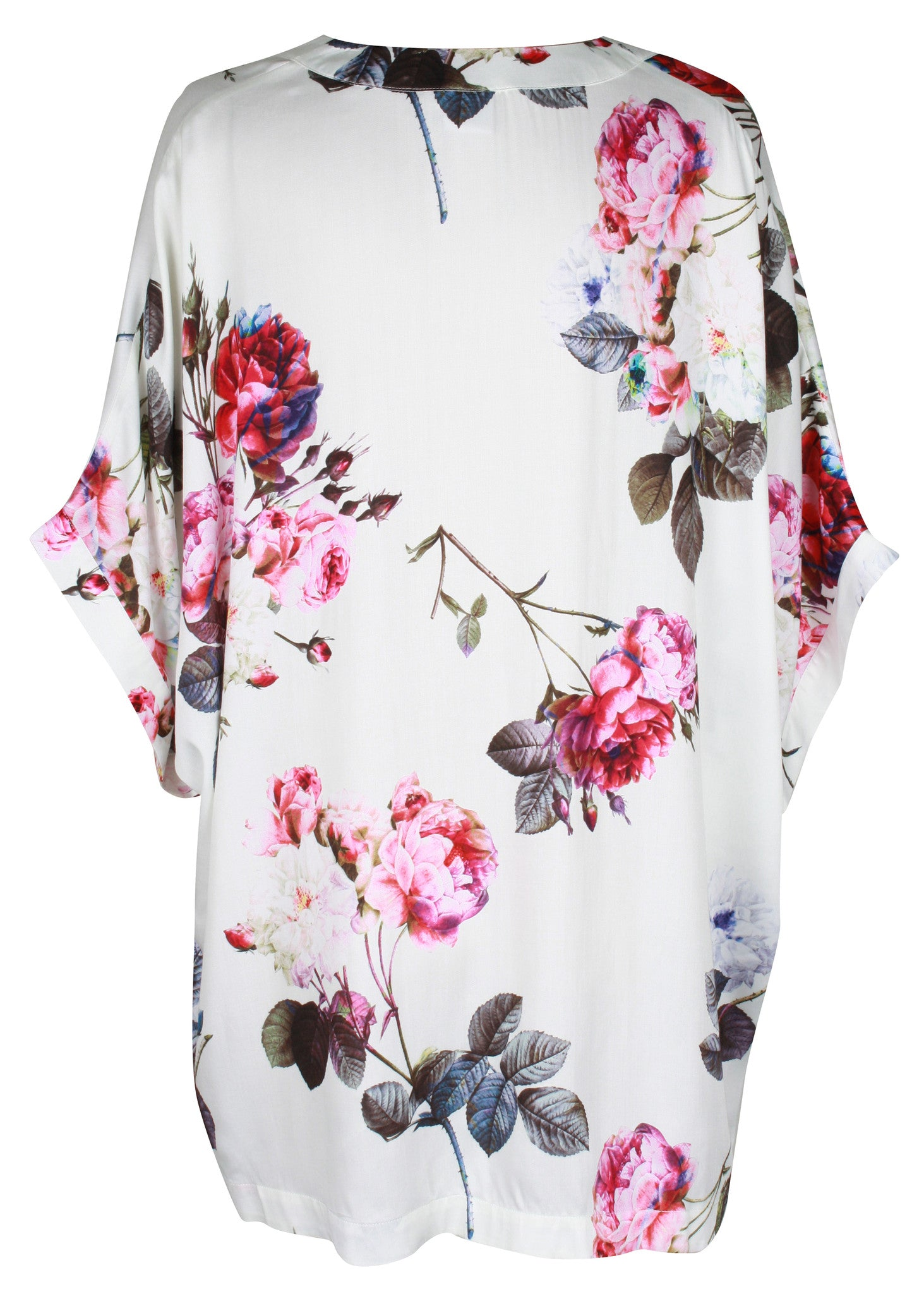 Some Days Lovin Vacancy Floral Kimono