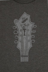 mandolin headstock shirt