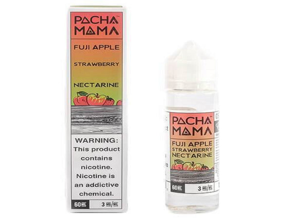 Fuji apple Strawberry Nectarine from Charlies Chalk Dust  buy from The Vaporium