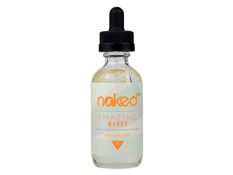 Amazing Mango from Naked 100  buy from The Vaporium