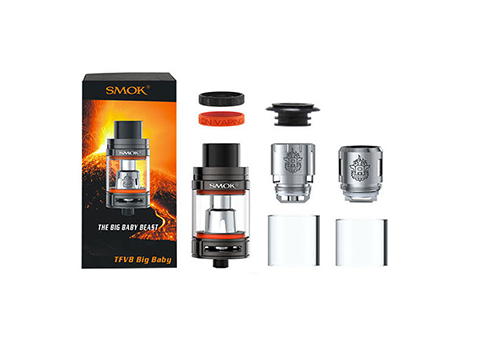 TFV8 Big Baby from The Vaporium  buy from The Vaporium