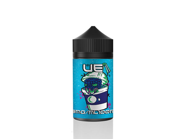 Blue Raz Slushie from Drip Drop Distro  buy from The Vaporium