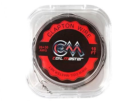 Coil Master Clapton Wire from HEK VAPOR  buy from The Vaporium