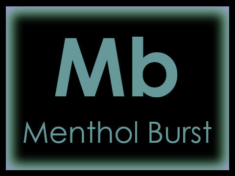 Menthol Burst - The Vaporium