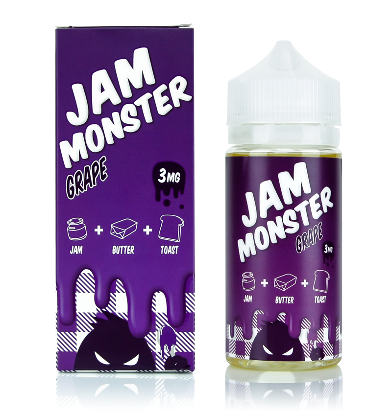 Jam Monster Grape from Not specified  buy from The Vaporium