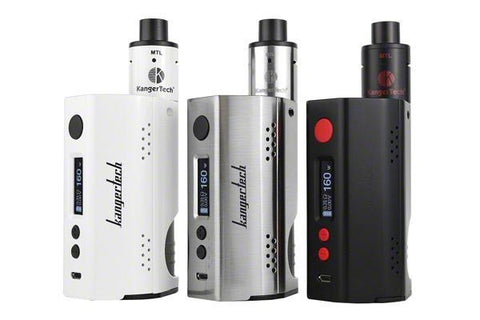 Kanger DripBox 160w Kit - The Vaporium